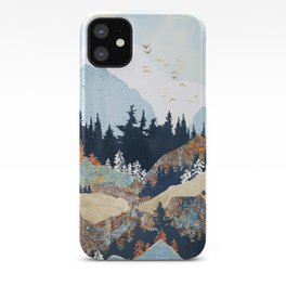 Spring Flight iPhone Case