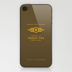 Fallout 4 Vault-Tec iPhone & iPod Skin