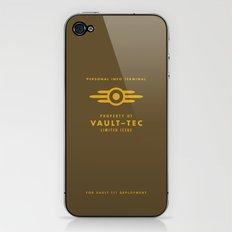 Fallout 4 Vault-Tec iPhone & iPod Skin