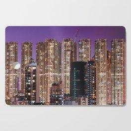 Hong Kong Purple High Rise Cutting Board