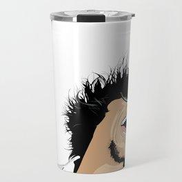WILD HAIR II Travel Mug
