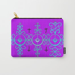 Voodoo Symbol Marassa Jumeaux Carry-All Pouch