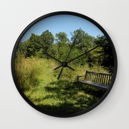 Ohio Parks Wall Clock