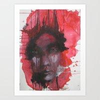 """""""Maesti"""" By Nisus L'art Art Print"""