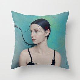 468 Throw Pillow