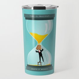 The Time Keeper Travel Mug