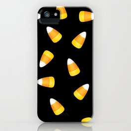 Candy Corn iPhone Case