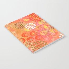 Orange Fizz Notebook