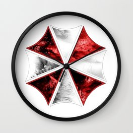 Resident Evil Umbrella Wall Clock
