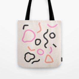 Pop Confetti Tote Bag