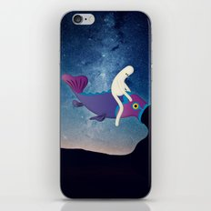 p e s c i o l a i o iPhone & iPod Skin