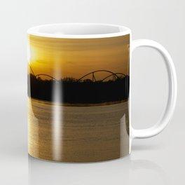 Sunset on Montreal Coffee Mug