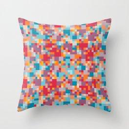 Yep. Pixels! Throw Pillow