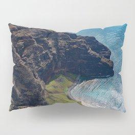 Kauai Seaside Cliff Pillow Sham