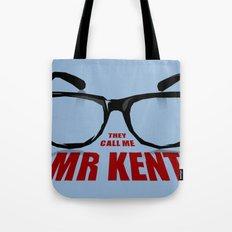 Mr Kent Tote Bag