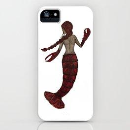 Crawmaid iPhone Case