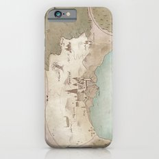 Map of Hogwarts Slim Case iPhone 6s