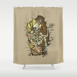 SKLL Shower Curtain