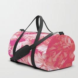 Pink dandelion Duffle Bag