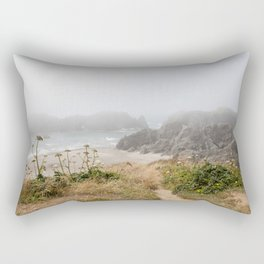 Bandon Beach Rectangular Pillow