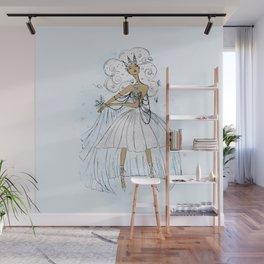 Royal + Castlefield - Kimana Wall Mural