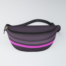 Alamak - Classic Retro Stripes Fanny Pack