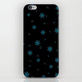 Kid pattern. Seamless winter кpattern on a white background. iPhone Skin