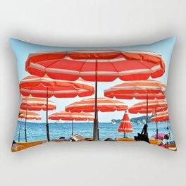 Beach Day! Rectangular Pillow
