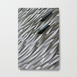 ARCHITECTURAL 3D DESIGN Metal Print
