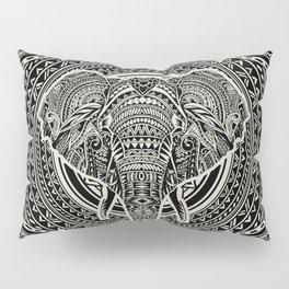 Polynesian Elephant Pillow Sham