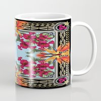 givenchy Mugs featuring Givenchy Print by I Love Decor