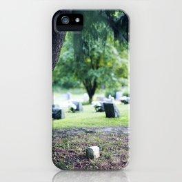 Sanitorium Hill 3 iPhone Case