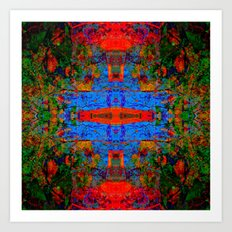 ENLUMINURES Art Print