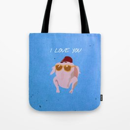 Friends 20th - I Love You Tote Bag