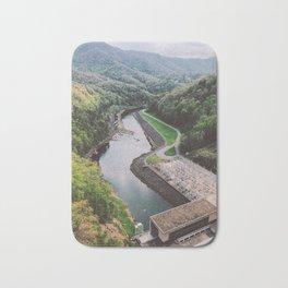 Fontana Dam • Appalachian Trail Bath Mat