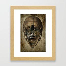 L'enfant intérieur ( The inner child ) Framed Art Print