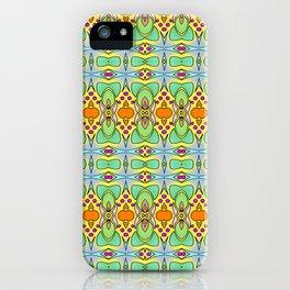 Bananas, Tangerines and Pistache! iPhone Case