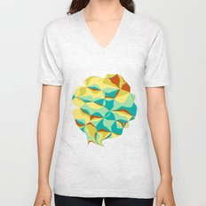 Imperfect Tiles Unisex V-Neck