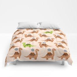 Volcanosaurus Comforters