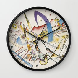 Wassily Kandinsky - Untitled Wall Clock
