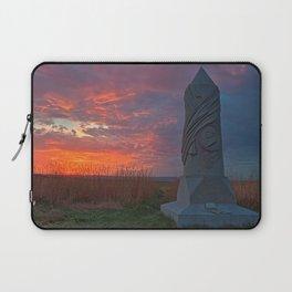 Gettysburg Sunset Laptop Sleeve