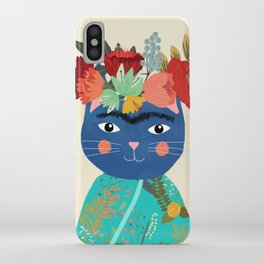 Frida Cathlo iPhone Case