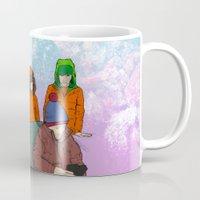 colorado Mugs featuring Colorado by Benk