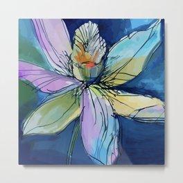 Orchid Metal Print
