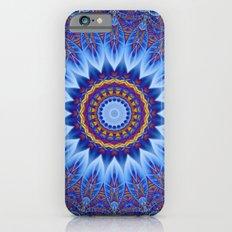 Mandala Sahasrara iPhone 6 Slim Case