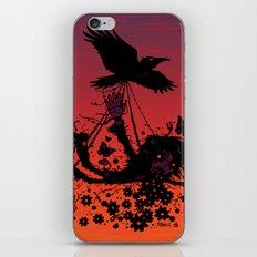 To The Sky iPhone & iPod Skin