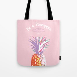 Stand tall! Tote Bag