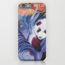 Panda's Dayddream iPhone Case