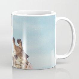 Casual Giraffe Bubblegum  Coffee Mug