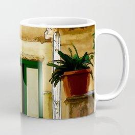 Amalfi Backstreet Coffee Mug